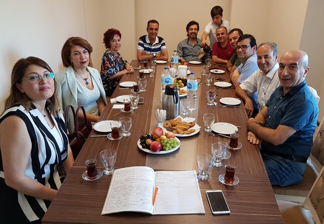 """Gaziantep-Kilis Tabip Odası """" Eğitim Bilim Komisyonu"""" ilk toplantısını gerçekleştirdi."""