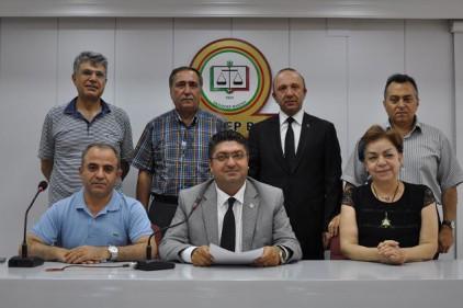 Çocuk istismarı ile ilgili Gaziantep STK Platformu'nun ortak basın açıklaması
