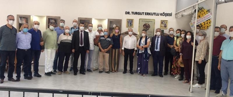 GİTO toplantısı Tarsus' ta düzenlendi.